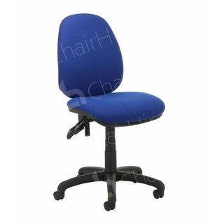 Blue Office Chair without Arms Chair Rentuu