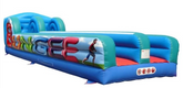 Bungee Run Bouncy Castle Rentuu