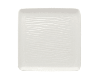 China Serving Plate 12″ Square Plain White Tableware Rentuu