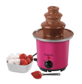 Chocolate Fountain Elgento E26005 3-Tier Mini Chocolate Fountain Rentuu