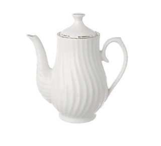 Coffee Pot Gold Line Tableware Rentuu