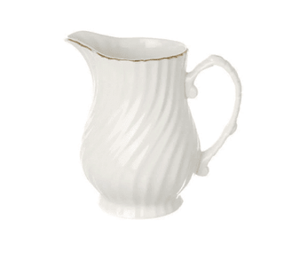 Cream Jug Gold Line Tableware Rentuu