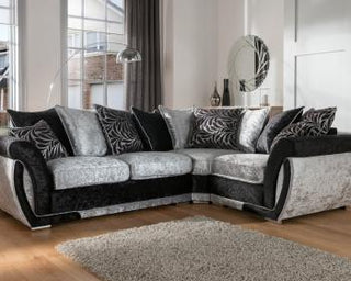 Cristal Corner Group Sofa Rentuu