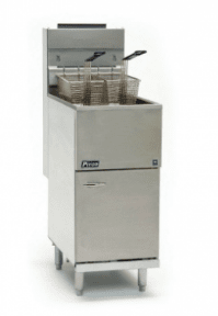 Deep Fryer 4-5 Gallons – L.P. Gas Deep Fryer Rentuu