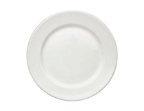Dinner Plate 10″ Plain White  (packs of 10) Tableware Rentuu