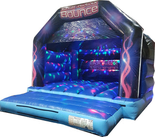 Disco Bouncy Castle Bounce Castle Rentuu