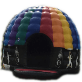 Disco Dome Bouncy Castle Rentuu