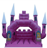 Disney Princess Ultimate Fairytale Castle (Medium) Bounce Castle Rentuu