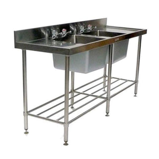 Double Sink Unit Sink Rentuu