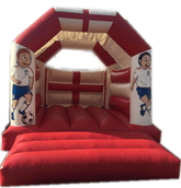Football bouncy Castle Bounce Castle Rentuu