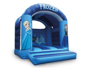Frozen Bouncy Castle Bouncy Castle Rentuu