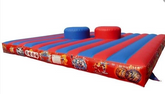 Gladiator Duel (XL) Bouncy Castle Rentuu