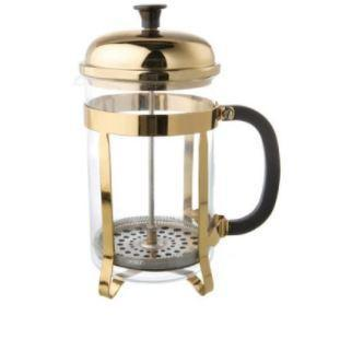 Gold Cafetiere Coffee Maker Rentuu