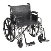 Heavy Duty Manual Folding Wheelchair Wheelchair Rentuu
