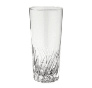 Highball Glass 11oz Crystalline Glassware Rentuu