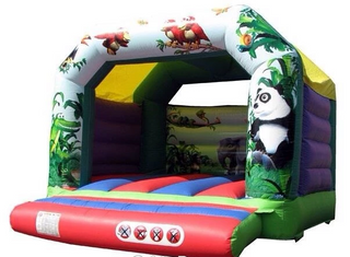 Jungle Mania Bouncy Castle (Medium) Bouncy Castle Rentuu