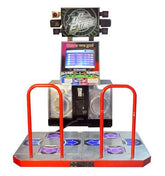 Konami Dance Machine Twin Dance Machine Rentuu