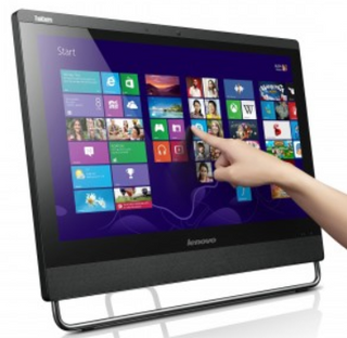 "Lenovo All in One PC 23"" Touchscreen"