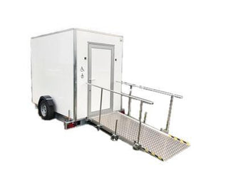 Luxury Disabled Toilet Trailer Toilet Rentuu