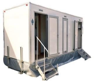 Luxury Toilet 2 + 1 Trailer Toilet Rentuu