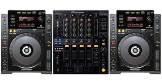 Medium DJ Package 1 DJ System Rentuu
