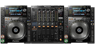 Medium DJ Package 2 DJ System Rentuu