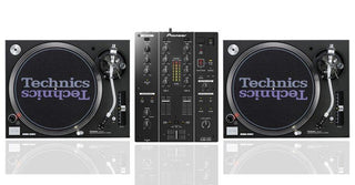 Medium DJ Package 3 DJ System Rentuu