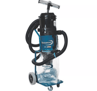 Medium Dust Extractor (H-class) Rentuu