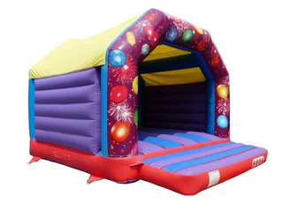 Mega Adult Party Bouncy Castle (XXL) Bouncy Castle Rentuu