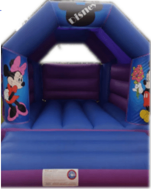 Mickey Mouse and Minney Mouse Bouncy Castle Bouncy Castle Rentuu