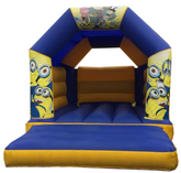 Minions Bouncy Castle Bouncy Castle Rentuu