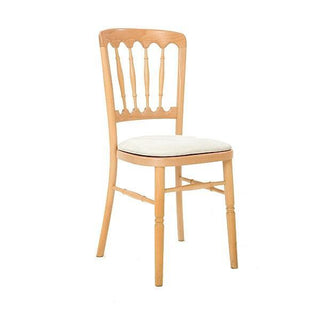 Natural Napoleon Chair Chair Rentuu