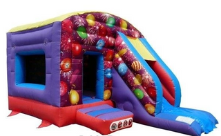 Party Bounce and Slide Bouncy Castle Rentuu