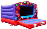Party Box Bouncy Castle (Medium) Bouncy Castle Rentuu