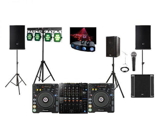 Party Package 1 AV System Package Rentuu