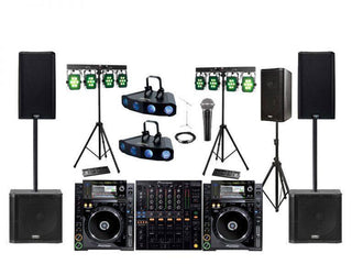 Party Package 3 AV System Package Rentuu