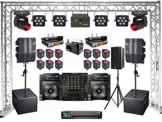 Party Package 4 AV System Package Rentuu