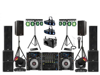 Party Package 5 AV System Package Rentuu