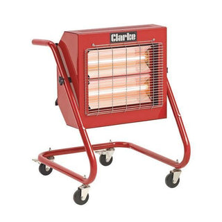 Quartz Halogen Infra-Red Heater Heater Rentuu