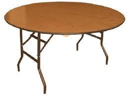 Round Table 4ft. Table Rentuu