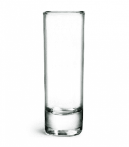 Shot Glass Straight 2.4oz (packs of 10) Glassware Rentuu