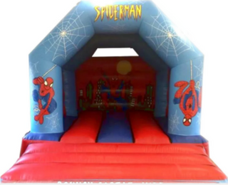 Spiderman Bouncy Castle Bouncy Castle Rentuu