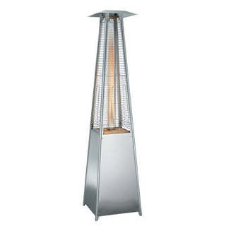 Stainless Steel Pyramid Patio Heater Patio Heater Rentuu