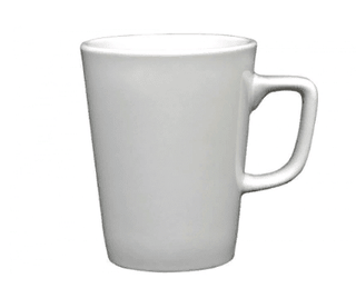 Tea/Coffee Mug Plain White Tableware Rentuu