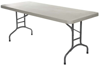 "Utility Table 6ft X 2ft6"" Table Rentuu"
