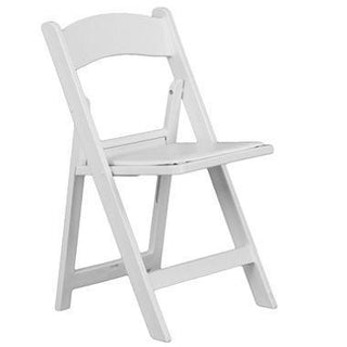 White Resin Folding Chair Chair Rentuu