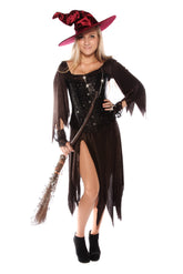 Witch Costume Costume Rentuu