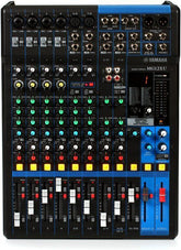 Yamaha MG12XU Mixing Desk LED Panel