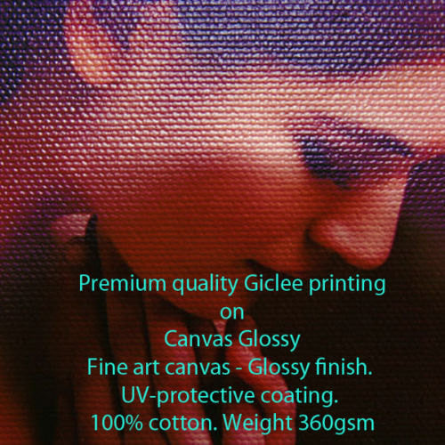 "XLARGE 30""x 70"" 5 Panels Art Canvas Print World Map Decorative Concrete texture Wall Home Office decor interior (Included framed 1.5"" depth) - BoxColors"