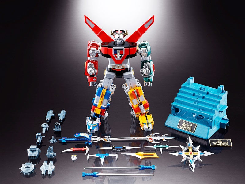 Soul of Chogokin GX-71 Voltron (Re-Run)